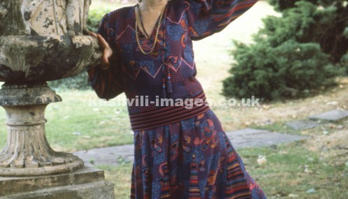 Photographed in the grounds of Ivy House, Hampstead, London.  archive collection: Kashvili Images